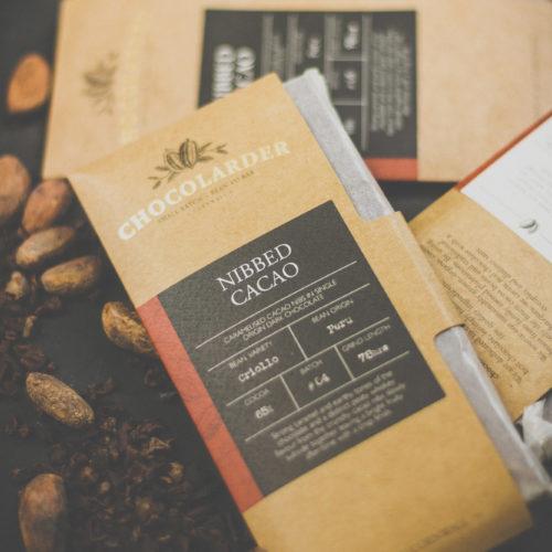 Chocolarder - nibbed cacao